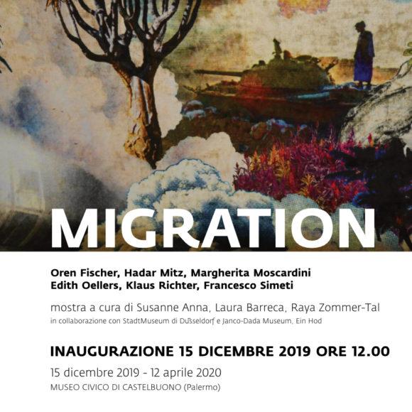 """Inaugurazione """"Migration"""""""