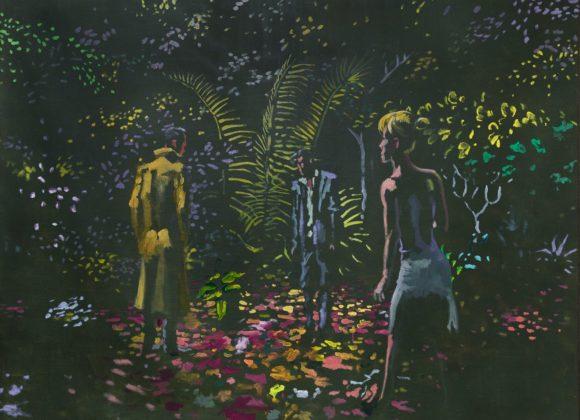 Alessandro Bazan, La notte, 2009