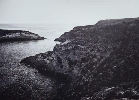 Calogero Camalleri, Senza titolo (isola dei Conigli, Lampedusa), 2014