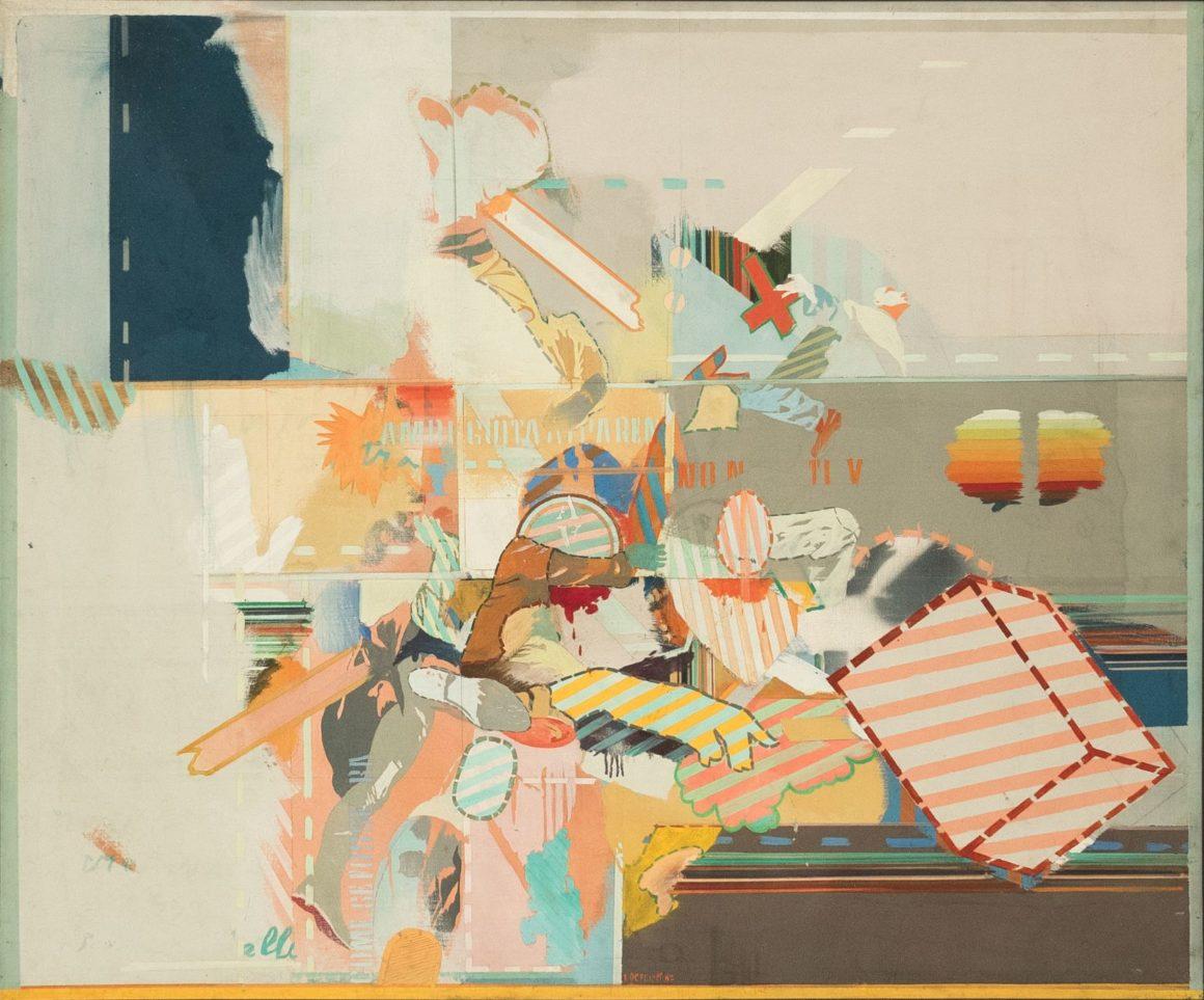 Fernando De Filippi, Le cose che contano 2, 1967