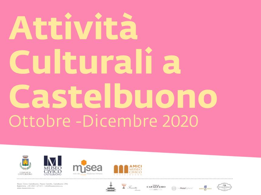 Attività Culturali a Castelbuono • Ottobre -Dicembre 2020
