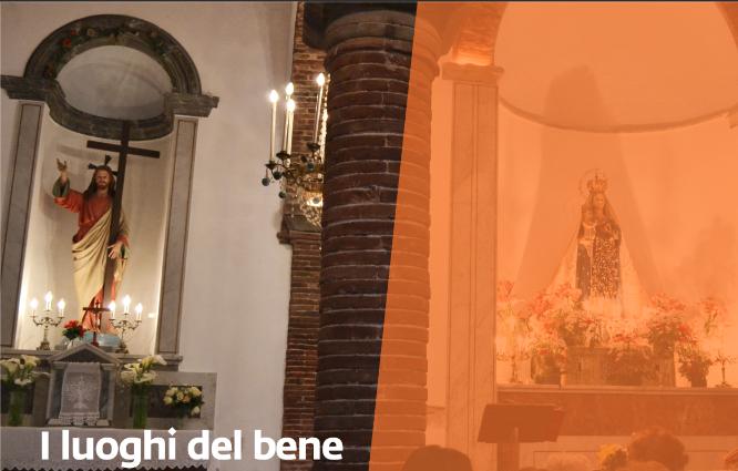 """Incontro online: """"La chiesa della Catena tra storie e partorienti"""" – I Luoghi del Bene"""