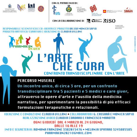 """Il Museo Civico insieme al """"Buccheri La Ferla"""" Fatebenefratelli per il progetto sperimentale """"Pharmakon"""" rivolto ai pazienti affetti da fibromialgia"""