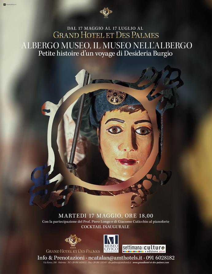 PETITE HISTOIRE D'UN VOYAGE – Desideria Burgio