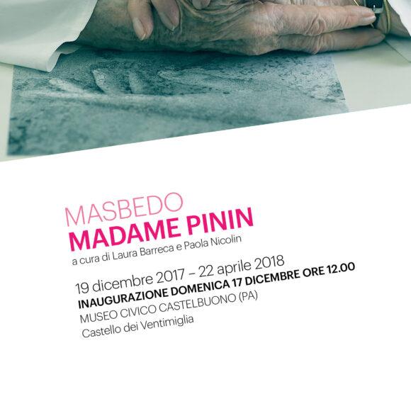 MADAME PININ – MASBEDO