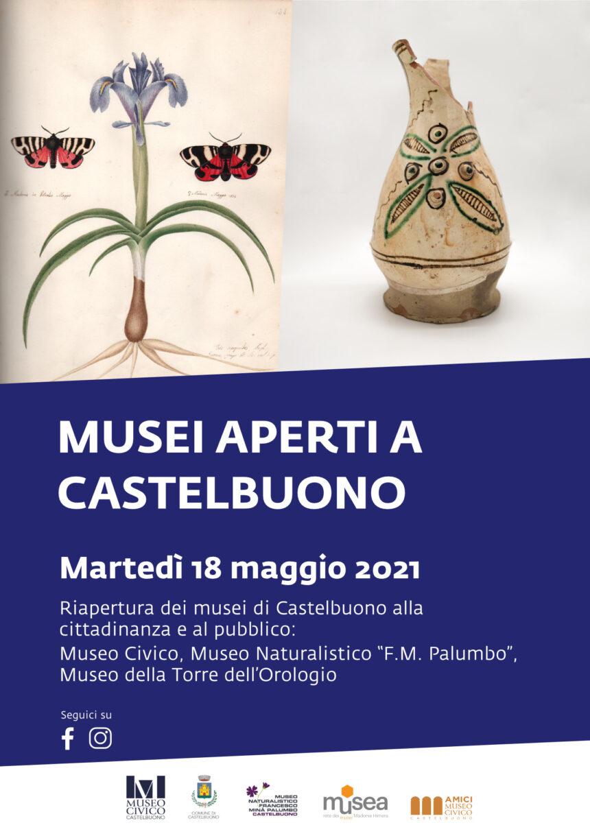 18 maggio: Riapertura dei Musei di Castelbuono
